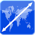 Maps Distance Calculator icon