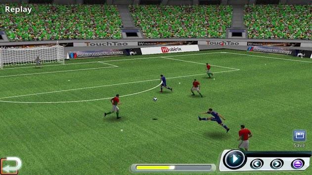 World Soccer League apk screenshot