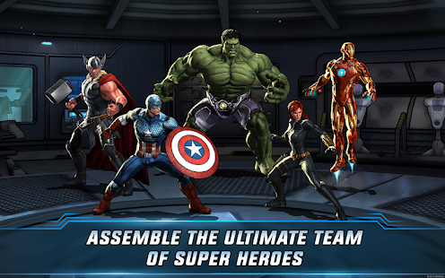 Marvel: Avengers Alliance 2 Screenshot