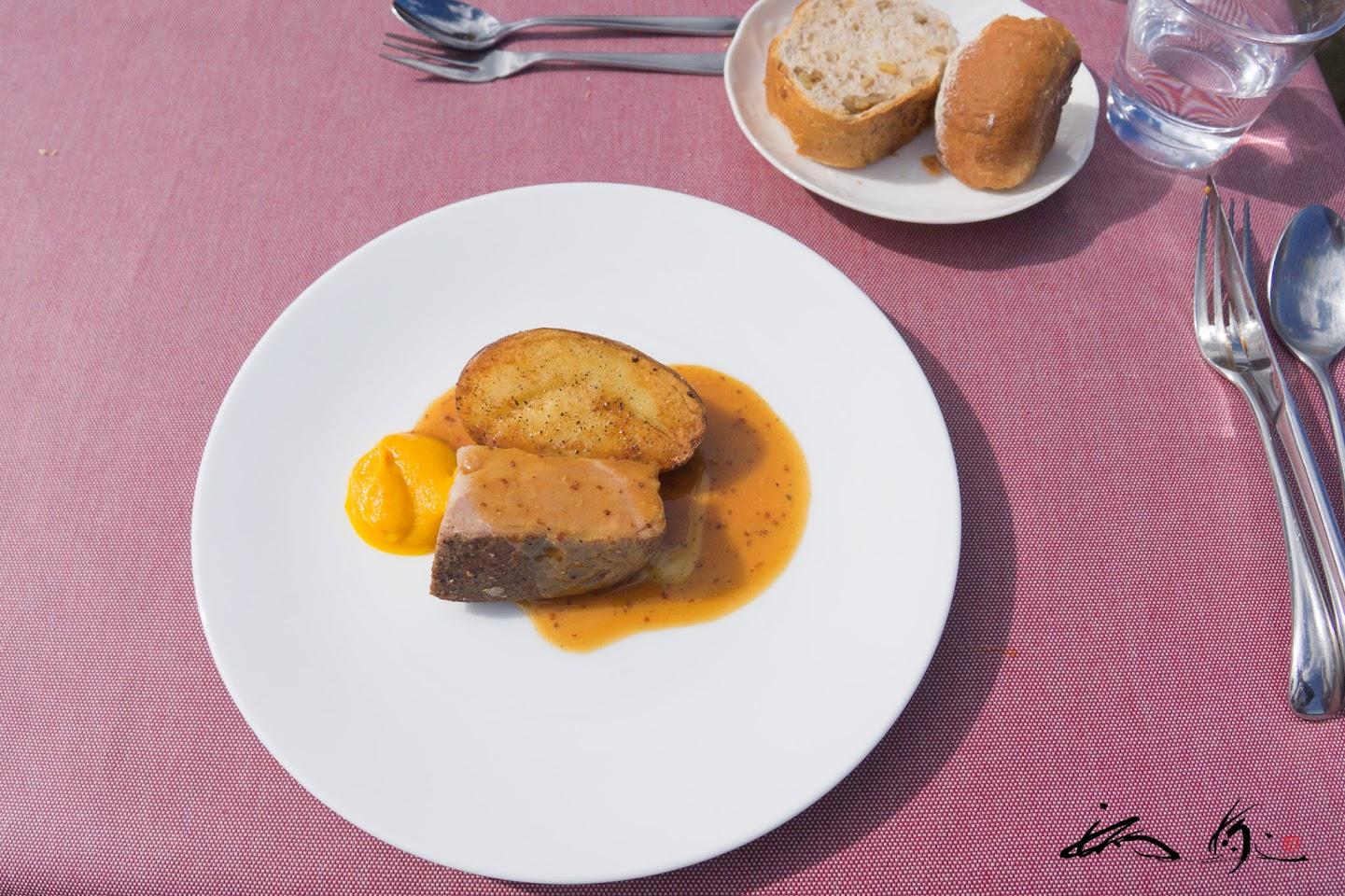 十勝産黒豚+はるか+フランス産マスタード