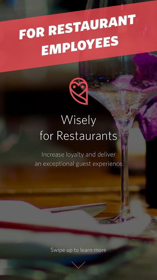 Wisely for Restaurants- screenshot