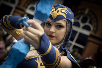 Photo: Ashe from League of Legends