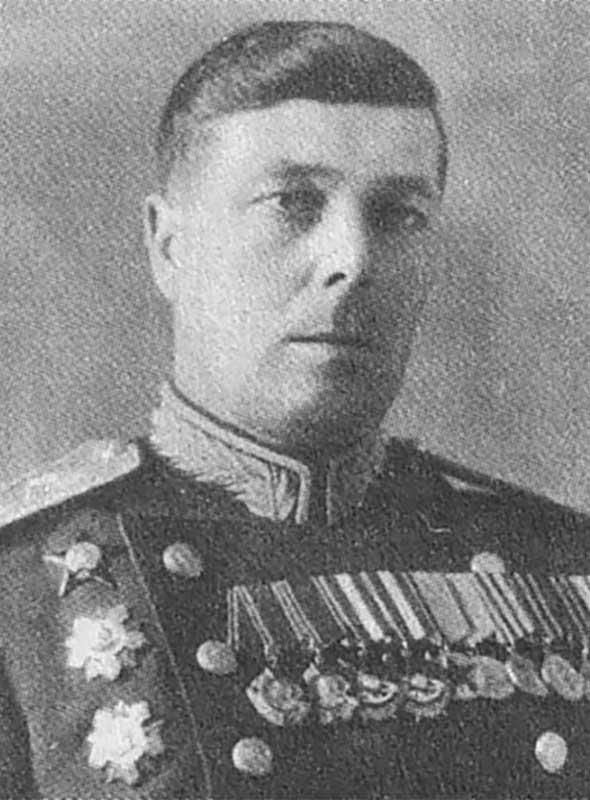 Андреев Дмитрий Иванович - нач-к тыла 1 уд.А