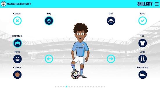 SkillCity from Manchester City FC - náhled