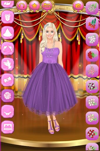 Red Carpet Dress Up Girls Game apktram screenshots 4