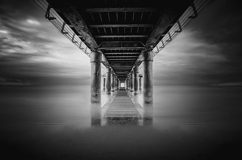 Il pontile di Simonetti Andrea