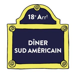 Diner nomade sud américain