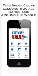 I Need My Salsa! - screenshot thumbnail