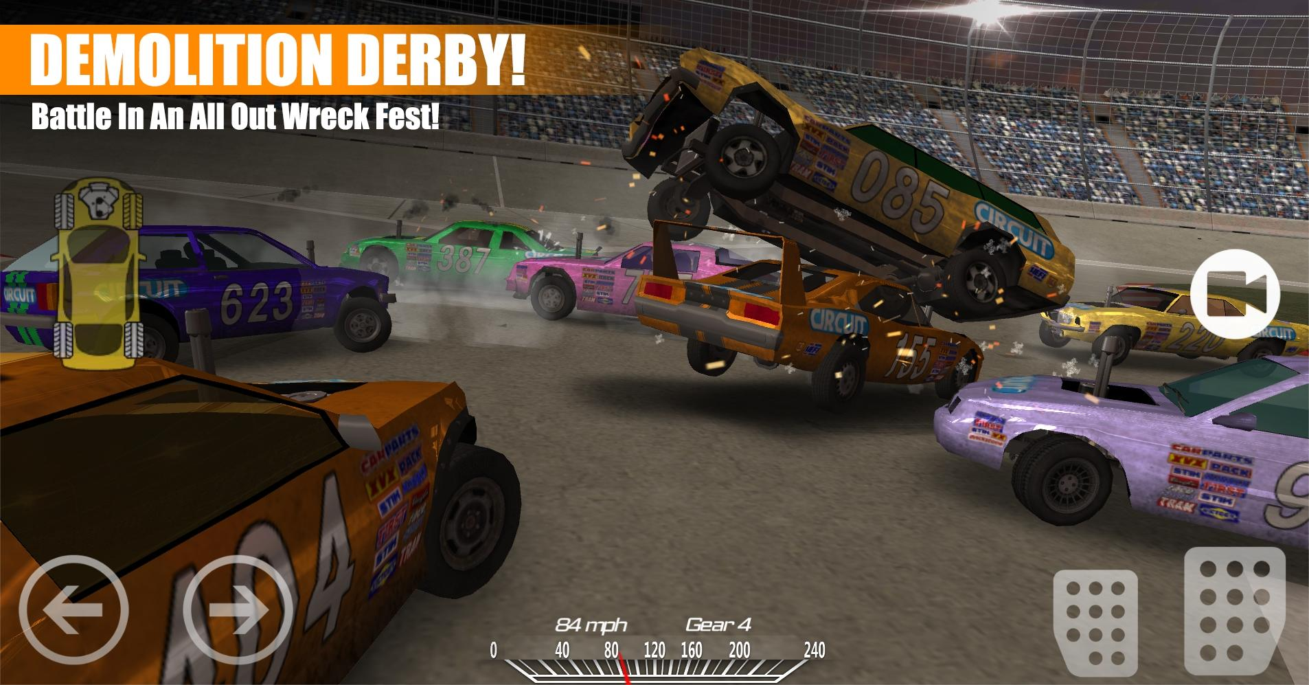 Demolition Derby 2 Mod Apk (Unlimited Money/Coins) 1