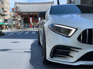 CLSクラス CLS55 cls amg53のカスタム事例画像 テルルートさんの2020年05月17日13:29の投稿