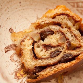 Apple, Raisin, and Cinnamon Loaf