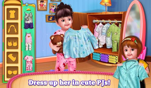Aadhya's Good Night Activities Game filehippodl screenshot 6