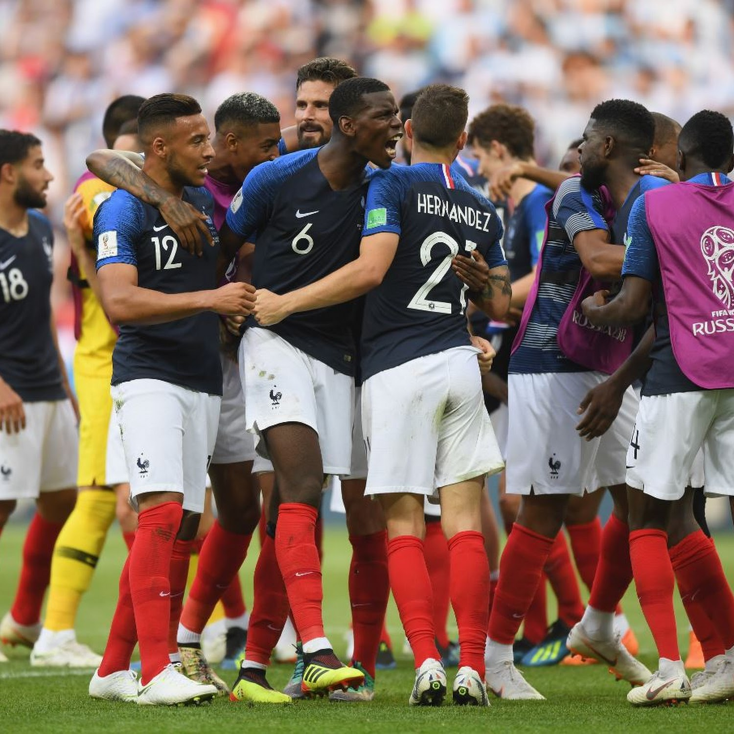 How can i meet my favorite football team? Meet France S World Cup Players With Deep African Roots