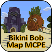 App Bikini Bob Maps Minecraft PE APK for Windows Phone