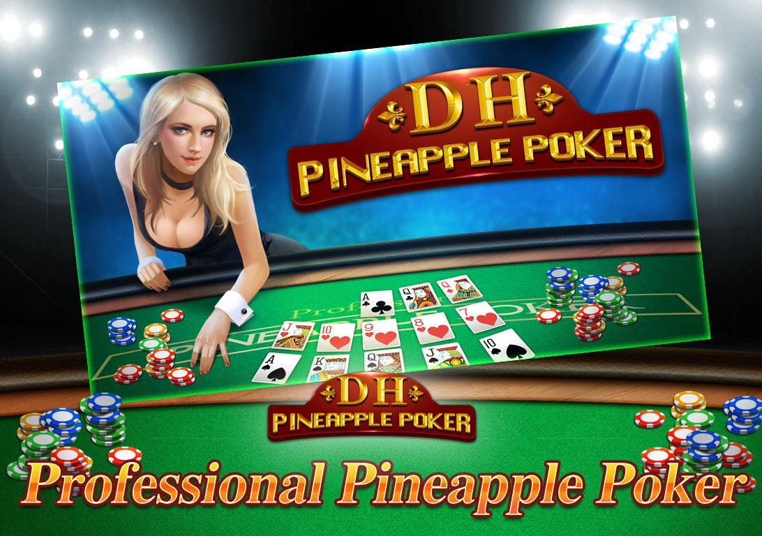 Dh Pineapple Poker