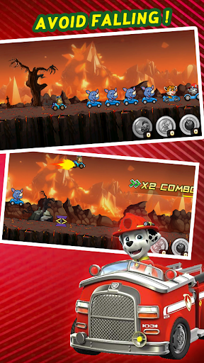 PAW Patrol racing 1.0 screenshots 2