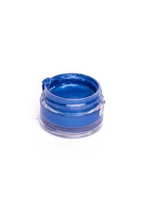 Kroppsfärg metallic, blå