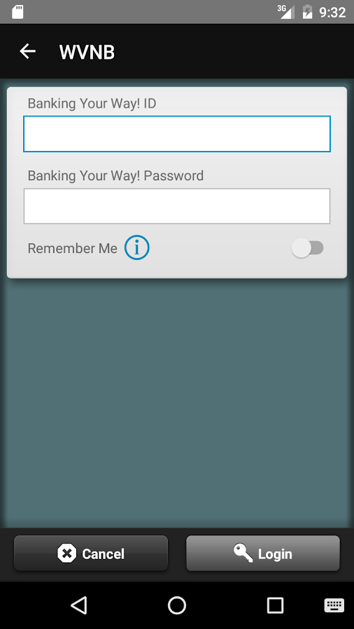 WVNB Banking Your Way- screenshot