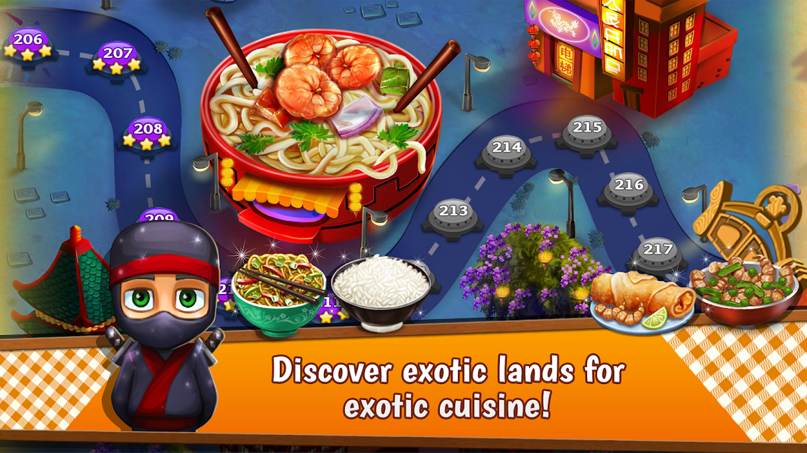 #12. Cooking Tale - Chef Recipes (Android)