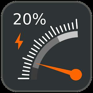 Gauge Battery Widget