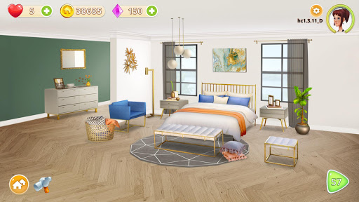 Homecraft - Home Design Game 1.3.15 screenshots 2