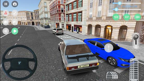 Car Parking and Driving Simulator
