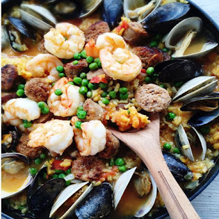 Gluten Free Seafood Paella Recipes