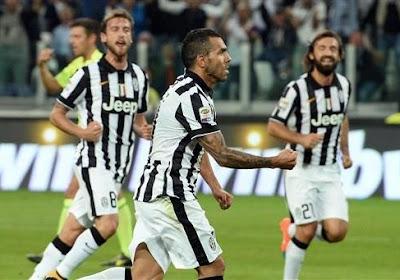 La Juventus s'impose dans le choc en Italie