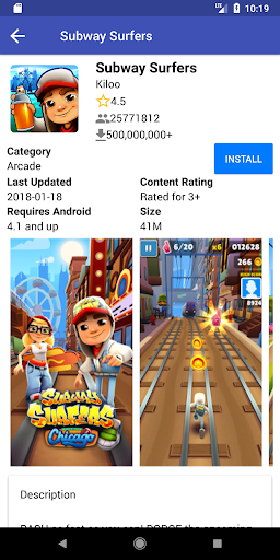 Games Store App Market 2.11 screenshots 2