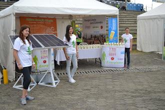 Photo: Energía Limpia lista para la Carrera