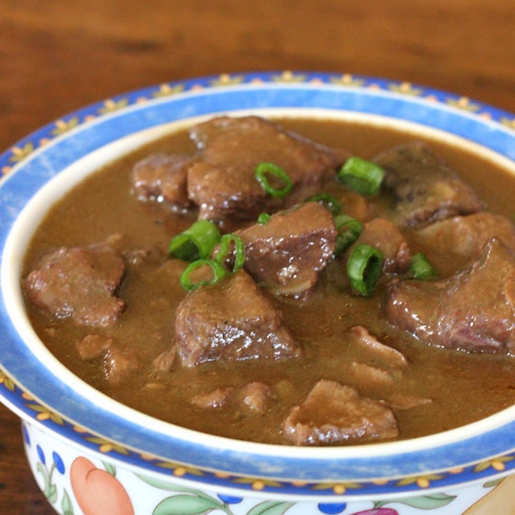 Crock Pot Beef Tips in Gravy Recipe