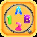 Hidden Objects : Hidden Alphabets & Hidden Numbers icon