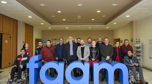 Nace el primer equipo de Boccia en Almería