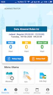 Absenku Profesional 2.0.1 MOD + APK + DATA Download 3