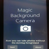 Magic Background Camera
