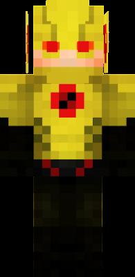Zoom Nova Skin - Skin para minecraft do zoom