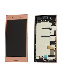 Xperia XZ Premium Display Original Rosa