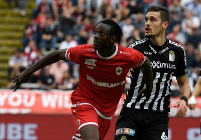 """Gabriele Angella a évoqué son avenir : """"Je suis très fier d'avoir porté le maillot de Charleroi"""""""