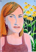 Photo: Portrait of Catherine