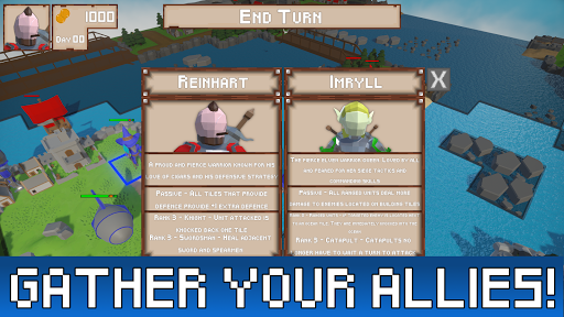 Necro Wars apkmind screenshots 4