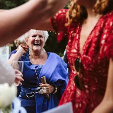Wedding photographer Justyna Dura (justynadura). Photo of 02.10.2018