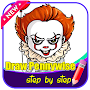 Draw Pennywise Step by Step APK icon