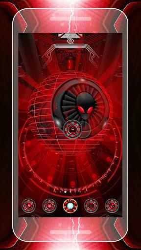 玩免費個人化APP|下載Alien Spider 3D Theme app不用錢|硬是要APP