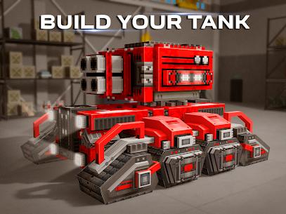 Blocky Cars Apk Mod Munição Infinita 1