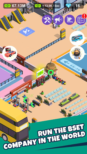 Traffic Empire Tycoon 2.2.0 screenshots 5