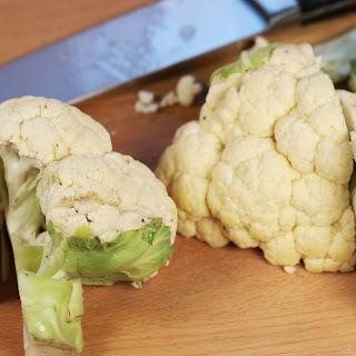 Slow Cooker Cauliflower Recipes.