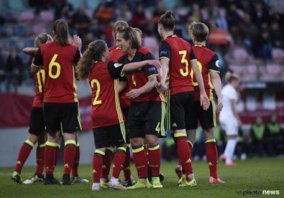 #Flametime - En Estonie, la Belgique peut faire un nouveau pas vers l'Euro