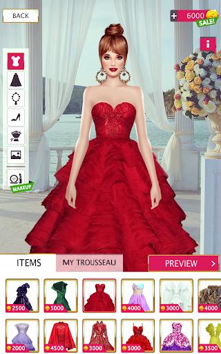 Super Wedding Stylist 2020 Dress Up & Makeup Salon screenshots 8