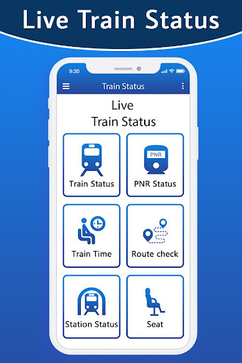 Live Train Status screenshot 1