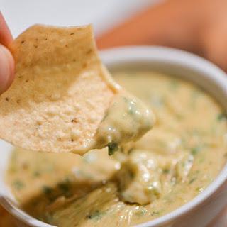 Green Chili Queso Dip